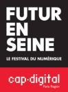 Logo Cap-Digital Futur en Seine