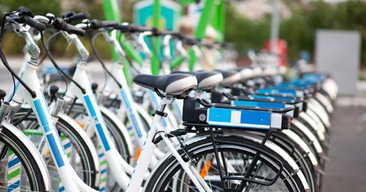 Gestionnaire de flotte de vélo Green On