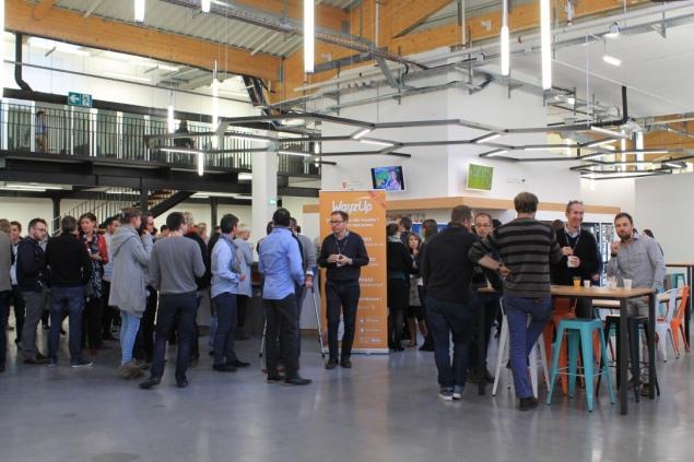 Lancement de l'application de covoiturage régulier Wayz-Up à Boulanger le Hub