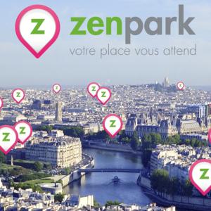 Parkings partagés Zenpark