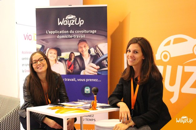 Team WayzUp covoiturage