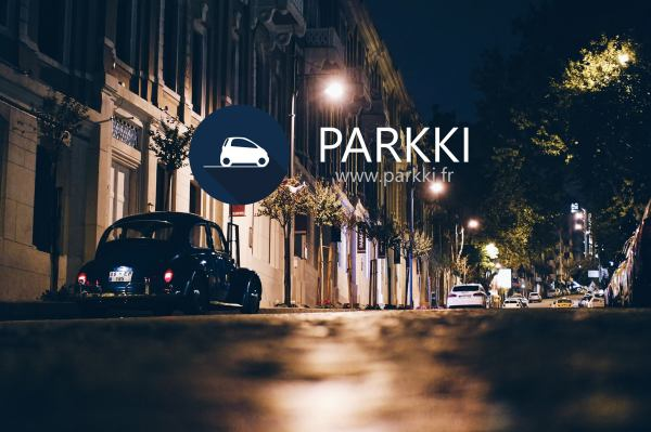 Parkki application stationnement
