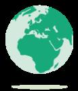 Globe planète écologie covoiturage WayzUp