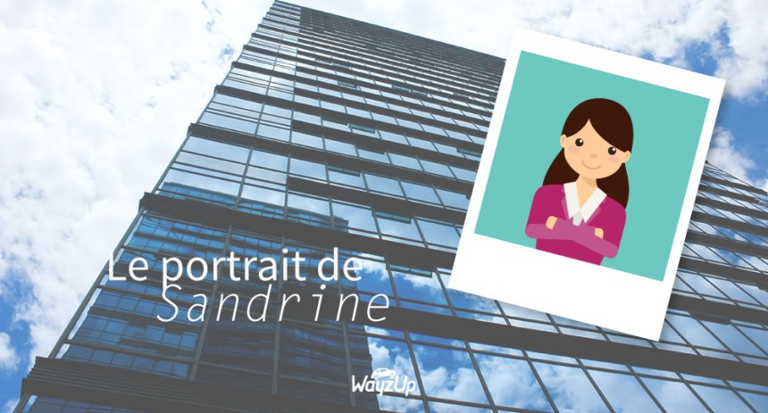 Covoitureuse WayzUp Sandrine Danone