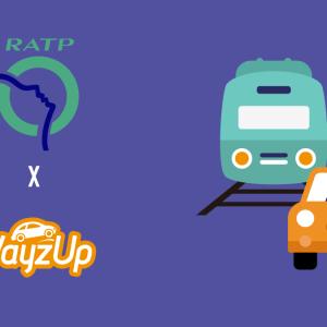 Travaux RER RATP WayzUp covoiturage