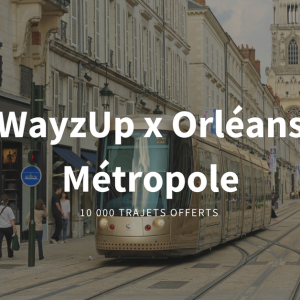 Lancement Orléans WayzUp