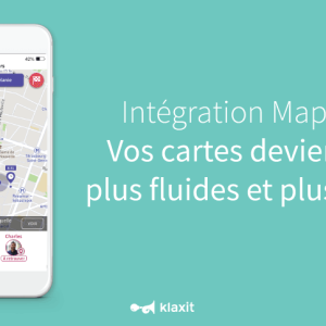 Mapbox Klaxit Carte Covoiturage