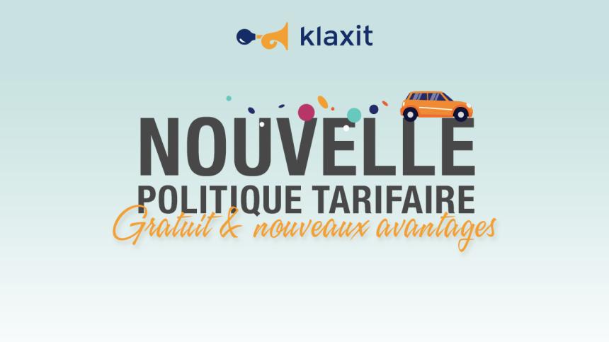 Financement trajets gratuits Pass Navigo Klaxit covoiturage