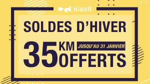 Soldes trajets gratuits Pass Navigo Klaxit covoiturage