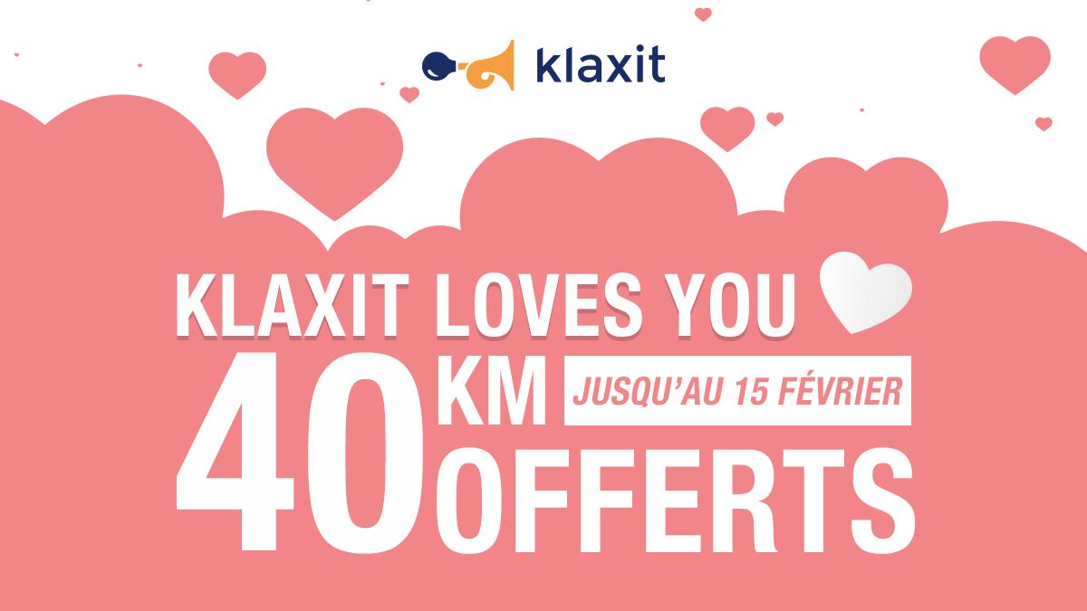 Covoiturage gratuit Paris Ile-de-France 40 KM SAINT-VALENTIN