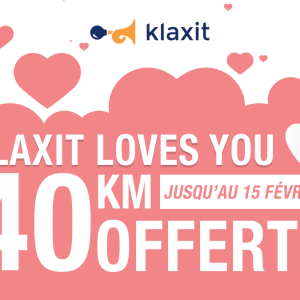 Covoiturage gratuit Paris Ile-de-France 40 KM SAINT-VALENTIN