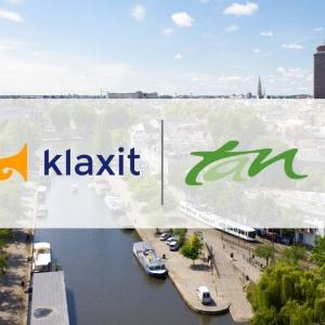 Klaxit TAN Libertan offre covoiturage urbain