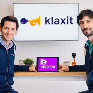 Klaxit rachète IDVROOM SNCF